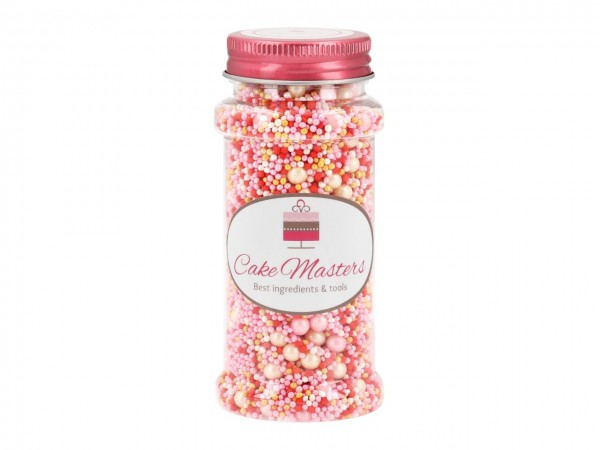 "Sprinkles ""Perlen Mix rosa"" 80g"