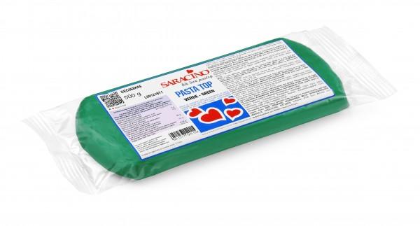 Grüner Fondant Saracino PastaTop - 500g