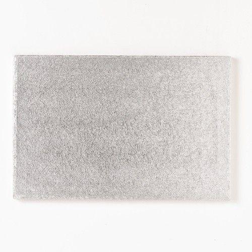 Kuchenplatte 4mm Rechteckig 35 x 25 cm