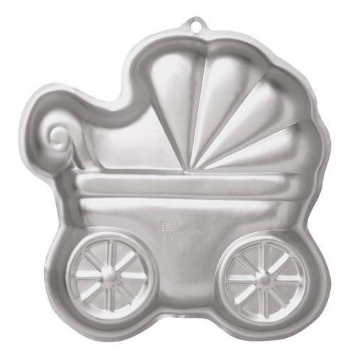 Wilton Baby Buggy Pan_1