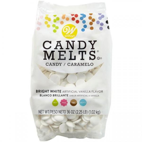 Wilton Candy Melts Bright White 1kg