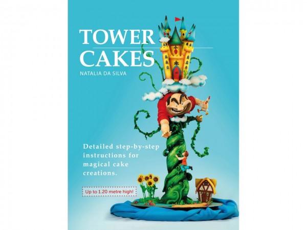 Tower Cakes - Natalia Da Silva - englisch
