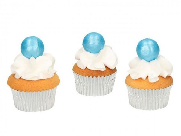 Pearl Schokokugeln Blau 8 Stück