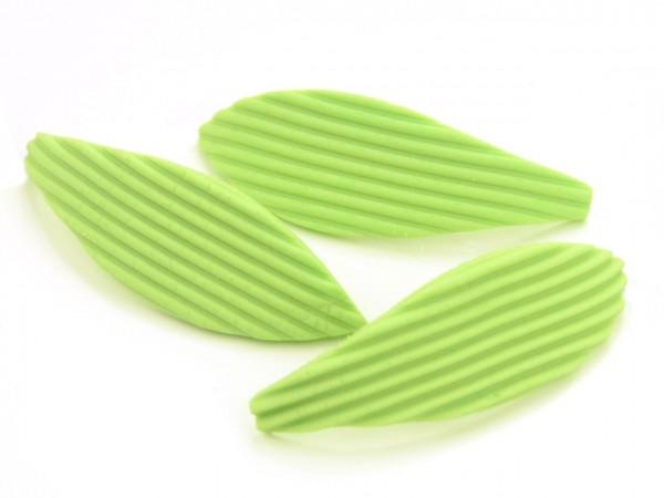 Zuckerdekor Blätter 16 Stk 63mm