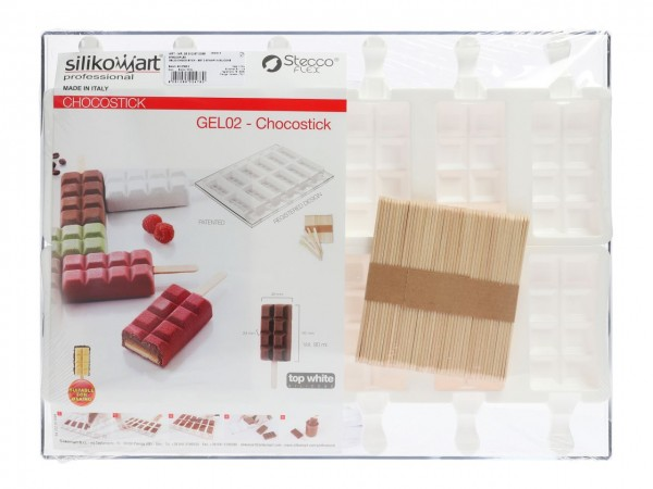 Eisform 02 Choco Stick Silikon