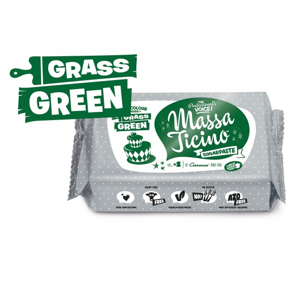 Massa Ticino Tropic - Grass Green (AZO FREI, VEGAN)