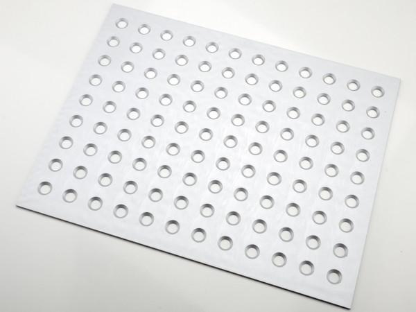 Verschließplatte für Mini-Hohlkugeln 19mm