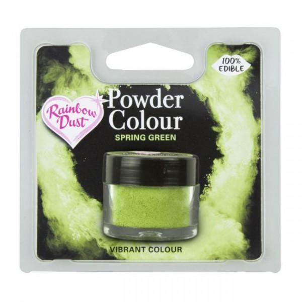 RD Plain & Simple Green - Spring Green Farbstaub
