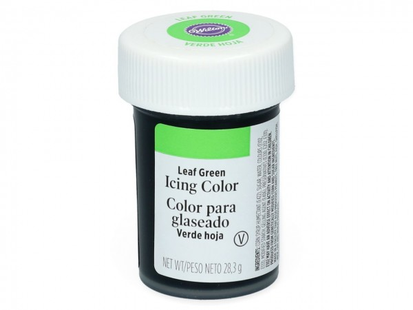 Wilton Icing Lebensmittelfarbe Blatt Grün