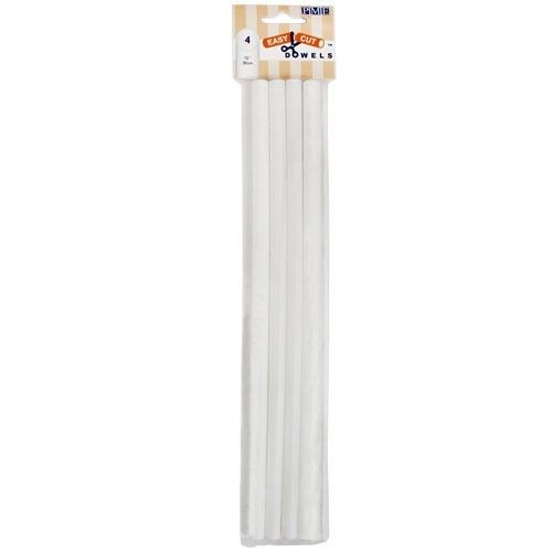 PME Easy Cut Dowels -30cm- pkg/4