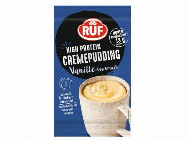 Protein Pudding Vanille 64g