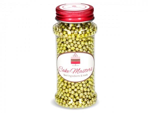 Goldperlen, klein Zucker 100g