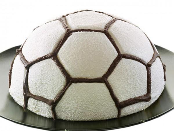 Football 18cm Silikonform