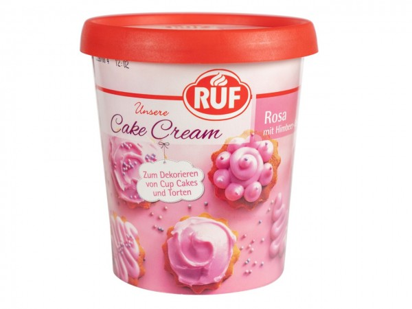 Cake Cream Rosa 400g