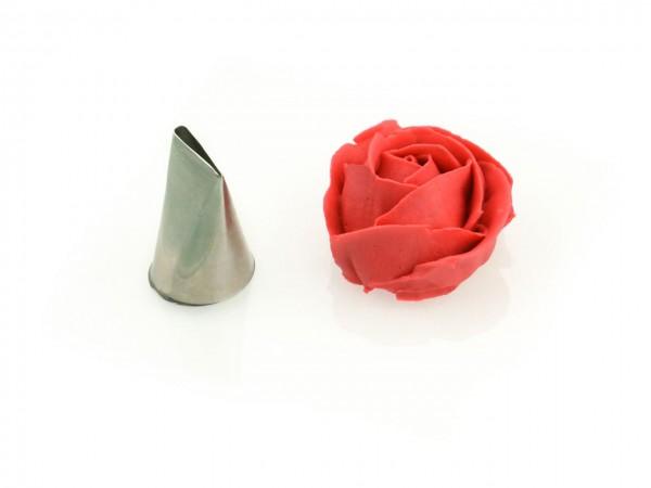 Garniertülle Blütenblatt medium