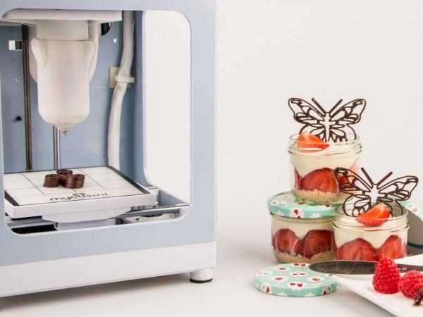 3D Food Printer mycusini