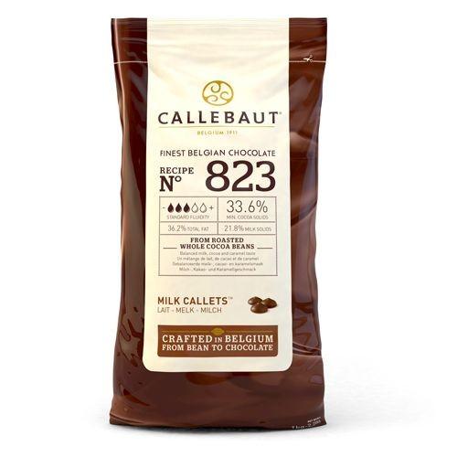 Schokodrops Vollmilch 1kg - Callebaut Callets