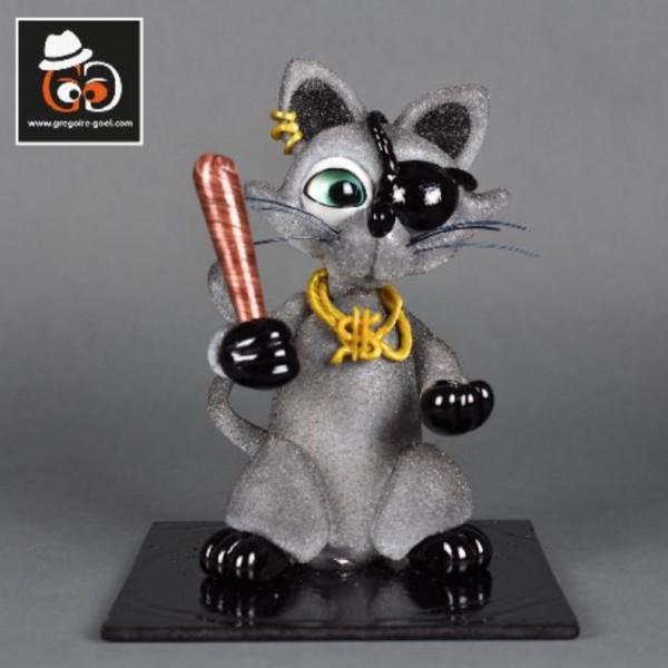 Zuckerziehen Kurs Isomalt - Böse Katze