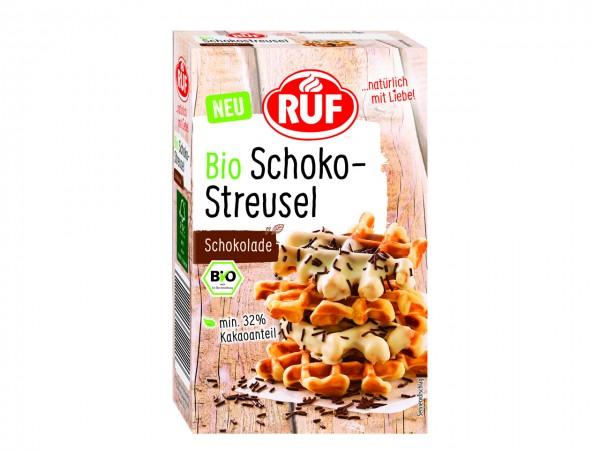Bio Schokoladen Streusel 150g