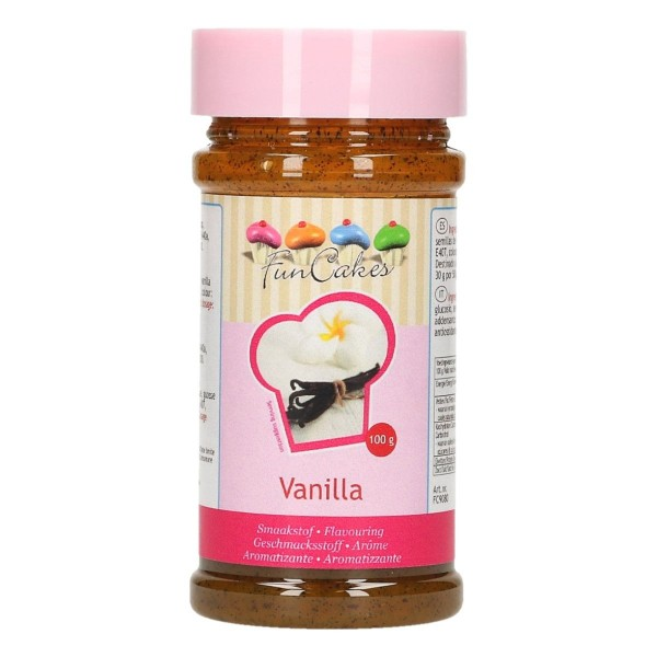 FunCakes Aroma Vanille 100g