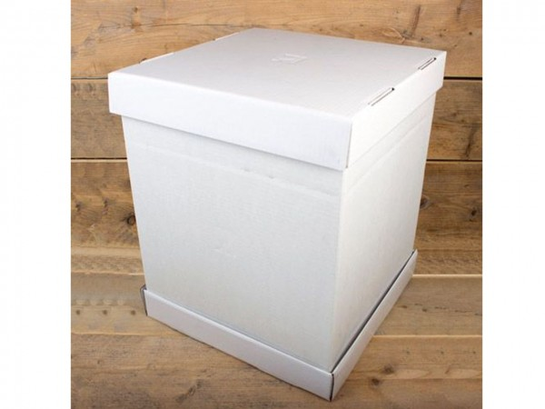 Tortenbox 37 x 37 x 45cm