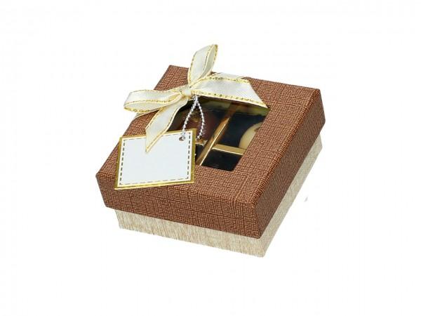 Chocolate Case für 4 Pralinen Treasure