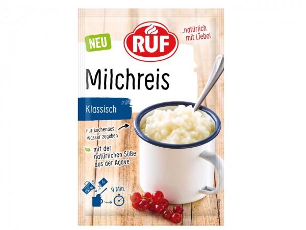 Milchreis klassisch instand 58g