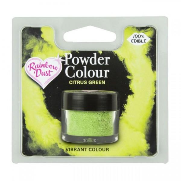 RD Plain & Simple Green - Citrus Green Farbstaub