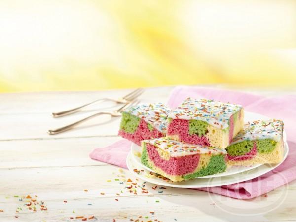 Regenbogen Kuchen 840g