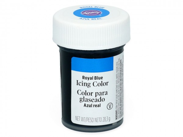 Wilton Icing Lebensmittelfarbe Blau-Royal