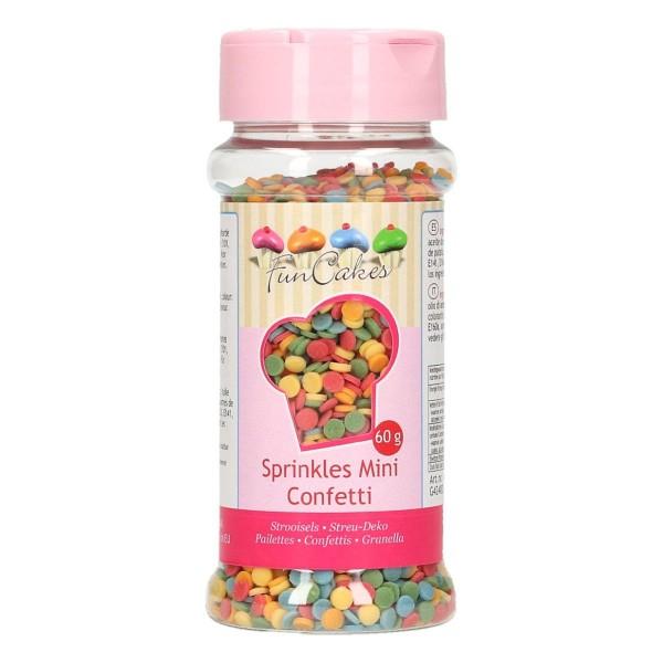 FunCakes Mini Confetti Rund