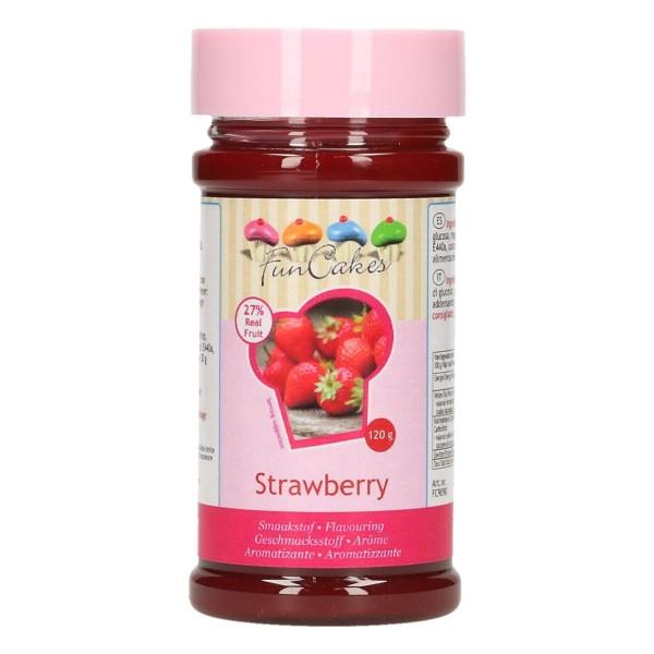 FunCakes Aroma Strawberry 120g