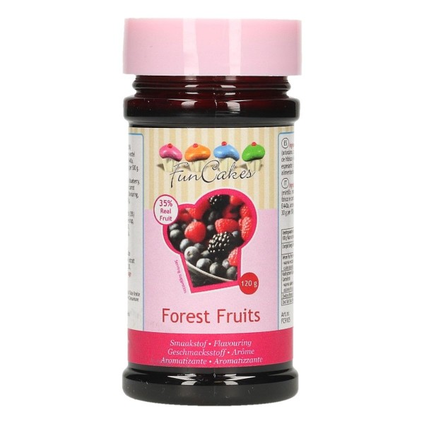 FunCakes Aroma Forest Fruits 120g