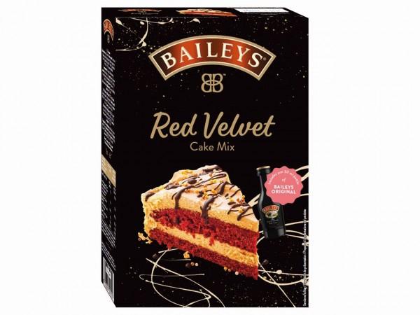 Baileys Red Velvet Cake Mix 545g