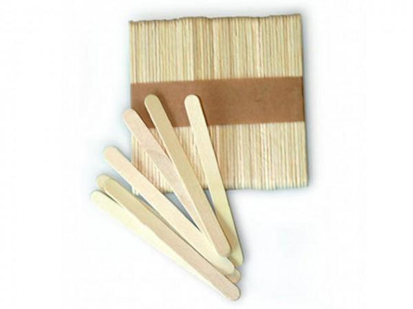 Eisstiele aus Holz 11,5cm 500 Stück