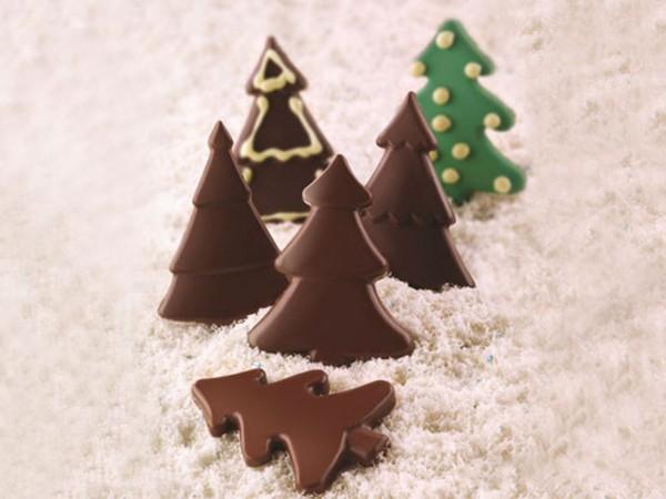 Schokoladenform Choco Pine