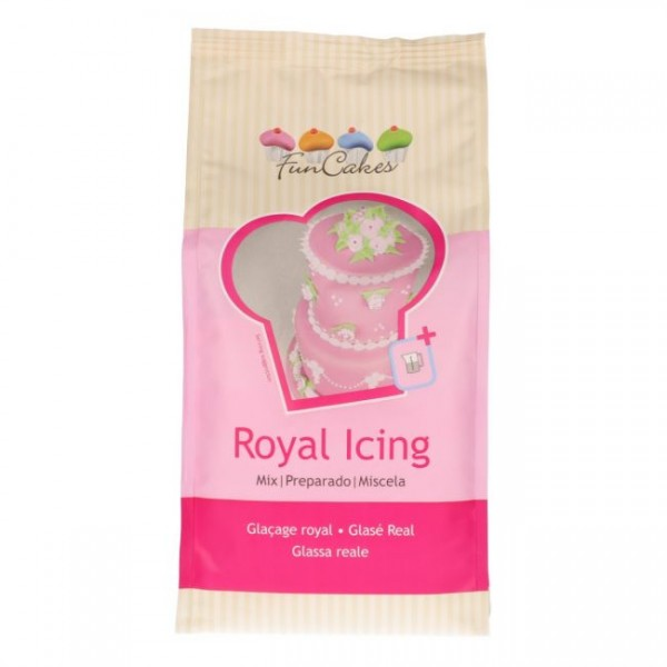 FunCakes Mix für Royal Icing 900 g_1