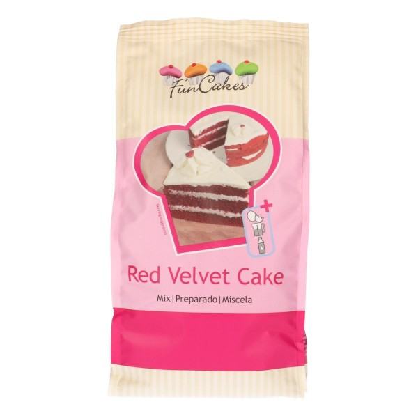 FunCakes Mix Red Velvet Cake 1kg