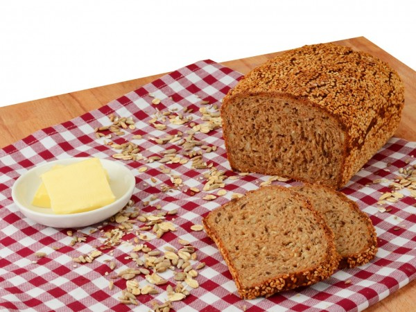 Backmischung Right Carb Vollkornbrot 600g