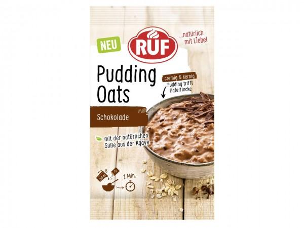 Pudding Oats Schokolade 64gr