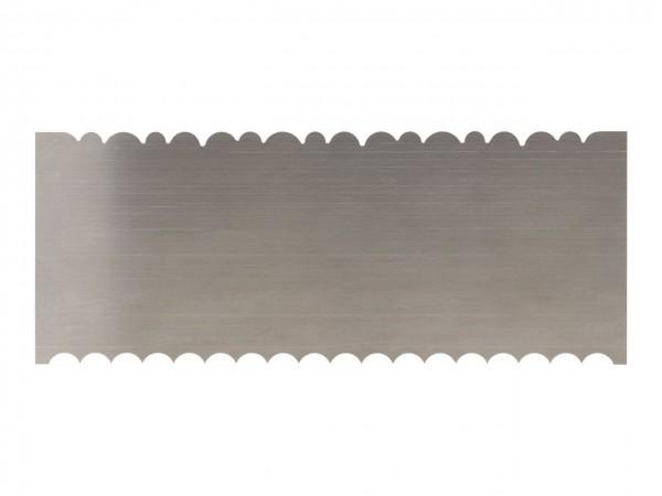 Teigkarte Edelstahl Calssic 25cm
