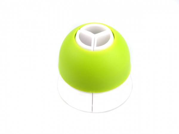 ColorSwirl Tri-Color Kupplung klein