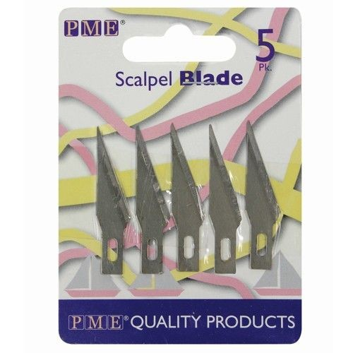 PME 5 Ersatzklingen Scalpel für Messer