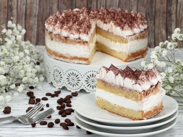 Tiramisu Torte 405g