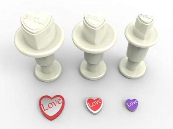 Stempelausstecher mini Love