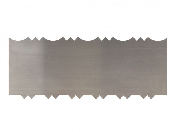 Teigkarte Edelstahl Elegant 25cm
