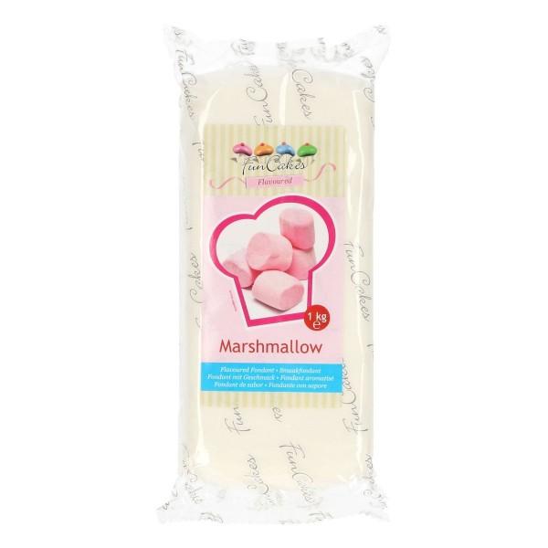 FunCakes Rollfondant Marshmallowgeschmack 1 kg