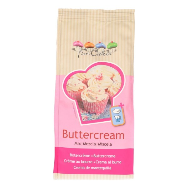 FunCakes Mix Buttercreme 500g