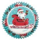 Cupcake Muffinförmchen Sweet Holiday Sharing - 75 Stk