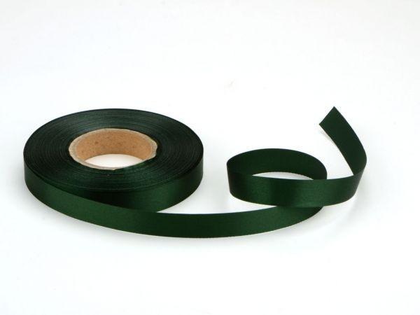 Satinband waldgrün